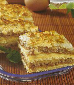 Quadrados de Amêndoa Crocante - https://www.receitassimples.pt/quadrados-de-amendoa-crocante/