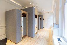 Resultado de imagen de weekdays store fitting rooms