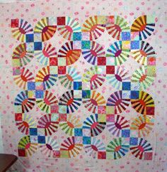 Curved piecing tutorial, part 2