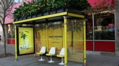 the best ways to use bus stop in ad