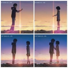 Your name./Kimi no Na wa