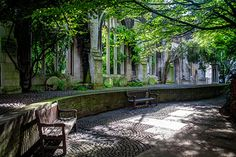 St Dunstans-in-the-East   by Gareth L Evans