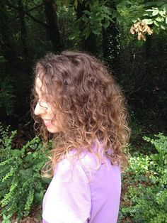 This review was written by my assistant Tamar.Make sure you read to the bottom for a coupon code! I've had curls, well, forever. Over the years I've tried to straighten them, to de-frizz them, to somehow make them look good. And I've had good days and bad days. Weather affects the curl, sometimes it even …