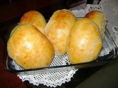 Receita de Pão de mandioca - Tudo Gostoso