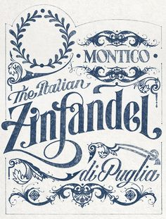 Zinfandel by Grid Design