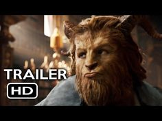 Beauty and the Beast Official Trailer Emma Watson, Dan Stevens. Trailer 2, Official Trailer, Emma Watson Movies, Dan Stevens, Fantasy Movies, Film Review, Music Tv, Life Magazine, Positive Life