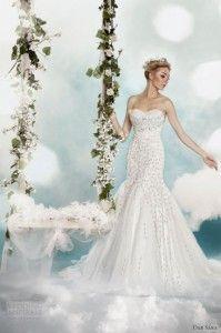 dar sara wedding dress 2014 bridal gown by dubai designer joumana al hayek
