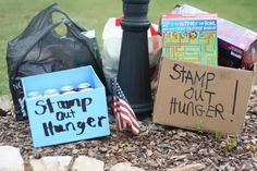 Stamp Out Hunger 2013: List of Free Items after Coupons to Donate to help alleviate our nation's hunger crisis.  One in four children in America does not know where their next meal will come from