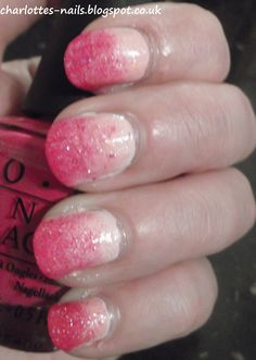 April Showers Bring May Flowers Challenge - Ombre