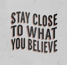 Stay close by Magdalena Mikos, via Behance