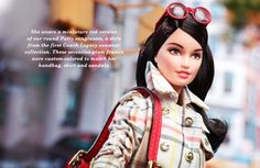 The Fashion Doll Chronicles: Barbie goes Coach!
