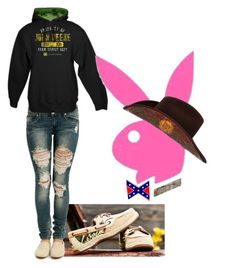 """""""Untitled #130"""" by sarahkayleej ❤ liked on Polyvore featuring Realtree and John Deere"""