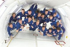 "NASA Astronaut Class of 2000 ""Bugs""  Karen Nyberg (top row, left) launches to the International Space Station 28 May 2013 for a long duration research mission."