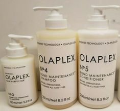 The Revolutionary Olaplex system brings nutrients and strength back to your hair. You will only need just a little but on towel dried hair to TRANSFORM your hair into the hair that you have always wanted. Olaplex Shampoo, Aromatherapy Associates, Home Treatment, Dry Hair, Shampoo And Conditioner, Fine Hair, Girl Stuff, Hair Products, Hair Type