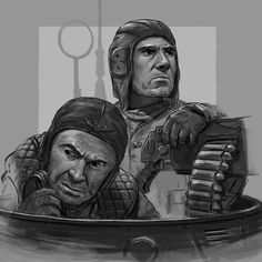 Warhammer 40k Rpg, 40k Imperial Guard, Forms Of Communication, The Grim, My Images, Monochrome, Art Drawings, Nerd, Batman