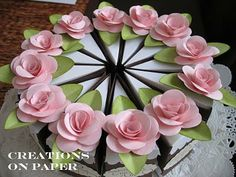 another color combo cake boxes