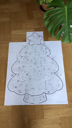 Nutrition During Pregnancy Key: 6373317986 Christmas Tree Poster, Christmas Tree Coloring Page, Colorful Christmas Tree, Christmas Love, Christmas Countdown, Christmas Colors, All Things Christmas, Christmas Holidays, Christmas Gifts