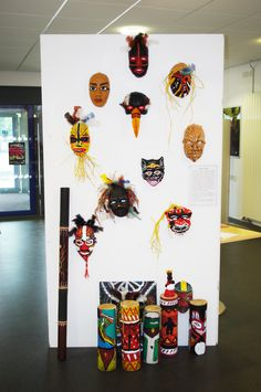 Cultural Identity exhibition - Student Work  © Stockton Riverside College. All rights reserved 2013.