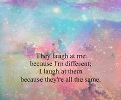 They laugh.... quotes