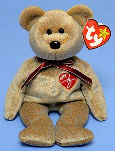 1999 Signature Bear - Ty Beanie Babies Ty Animals 52c2151ac2