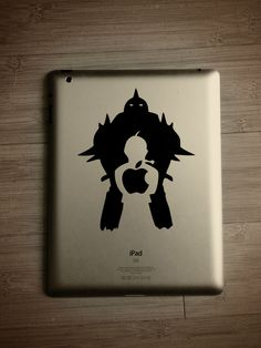 FMA decal for an iProduct? Do want!