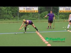 Snake & Snaps │ Cone Drill │ Field Hockey Training with Amy Cohen - YouTube