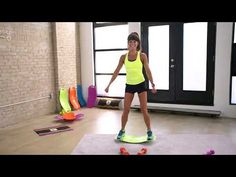 Lower Belly Fat Workout for Absolute Beginners with the Simply Fit Board Twist Board Workout, Fit Board Workouts, Simply Fit Board Exercises, Easy Daily Workouts, Total Gym Workouts, Cardio, Muay Thai, Workout For Flat Stomach, Belly Fat Workout