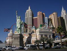 New York, New York - Las Vegas, Nevada