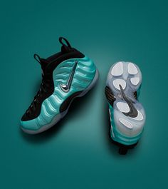 2001420f2cb1b Nike Air Foamposite Pro Island Green Release Date. The Nike Air Foamposite  Pro Island Green resembles the Electric Blue Foamposite Pro from