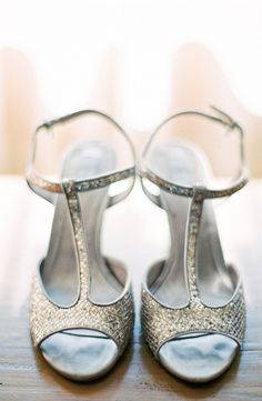 silver t strap shoes - Google Search