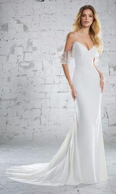 45 Wedding Dresses Perfect For Beach Weddings