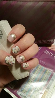 Jewelry Box Jamberry nail wrap! Look at all the nail wraps here-- http://bdbishop.jamberry.com