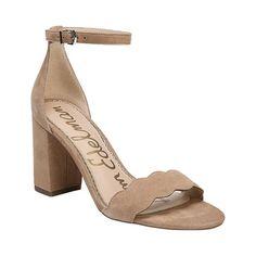 c1cb3b1e7fa Women s Sam Edelman Odila Ankle Strap Sandal - Golden Caramel Suede Sandals