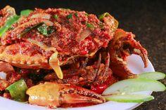 Kepiting saus padang! Bumbu TOP ala @RM_Panorama. Paket #MURAH 3-5 org cm 200rban! Jl. WR. Supratman 45A