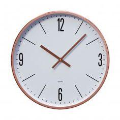 Whitton White Wash Clock Extra Large From Domayne Online