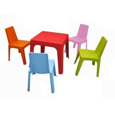 Resol Grupo Julieta Kids 5 Piece Table And Chair Set Listed 2 Of These On  The