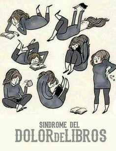 Sindrome de libros