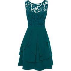 Coast Daymee Dress (325 BRL) ❤ liked on Polyvore featuring dresses, vestidos, short dresses, robes, short blue cocktail dresses, sexy short dresses, sexy mini dress, blue v neck dress and v neck cocktail dress