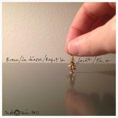 Calendrier de l'Avent 2013: Jour 7. #adventcalendar2013 #calendrierdelavent2013 #calendrierdelavent #haiku #poesie #meb #montrea...