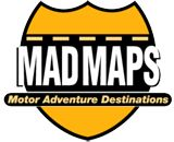 Mad Maps - Awesome maps for getting off the beaten path