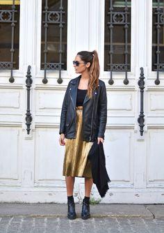 golden skirt | stellawantstodie waysify