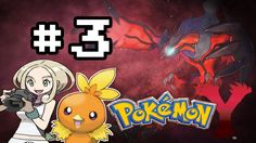 Let's Play: Pokemon Y #3-1° ginásio e Torchic! (+playlist)