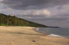 Plaja Setangi, Lombok