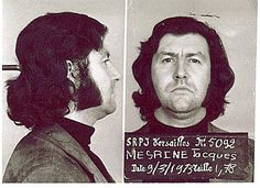 """""""You can't start a new life, it just goes on, with a past that is denied any future."""" —Jacques Mesrine From the autobiography of one of France's most notorious criminals."""