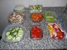 *****Important  information about Paleo food prep**** Must Read