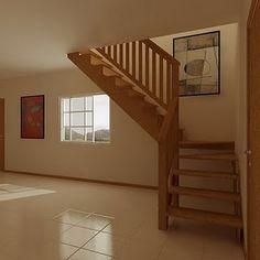 escada de madeira rustica 3