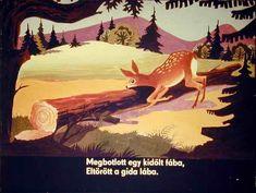 Öreg néne õzikéje Retelling, Fairy Tales, Moose Art, Classic, Animals, Derby, Animales, Animaux, Fairytail