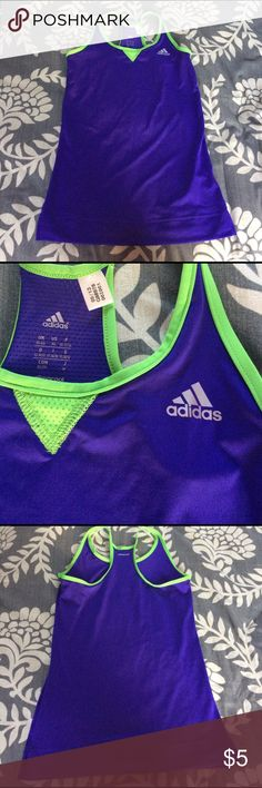 Women's adidas XS New without tags Adidas XS Adidas Tops Tank Tops