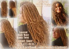 Crochet Hair Las Vegas : ... Crochet Natural Hair Straight Curled Protective Style Braids Goddess