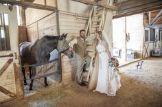 Quail Haven Farms amazing wedding photos with the horses in San Diego